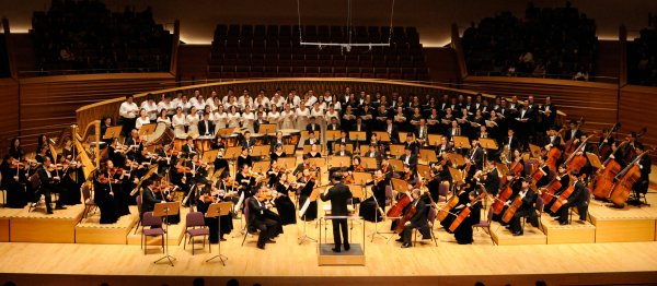 Shanghai Opera Symphony Orchestra Mayo Performing Arts