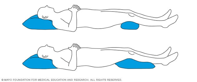 slide show sleeping positions that