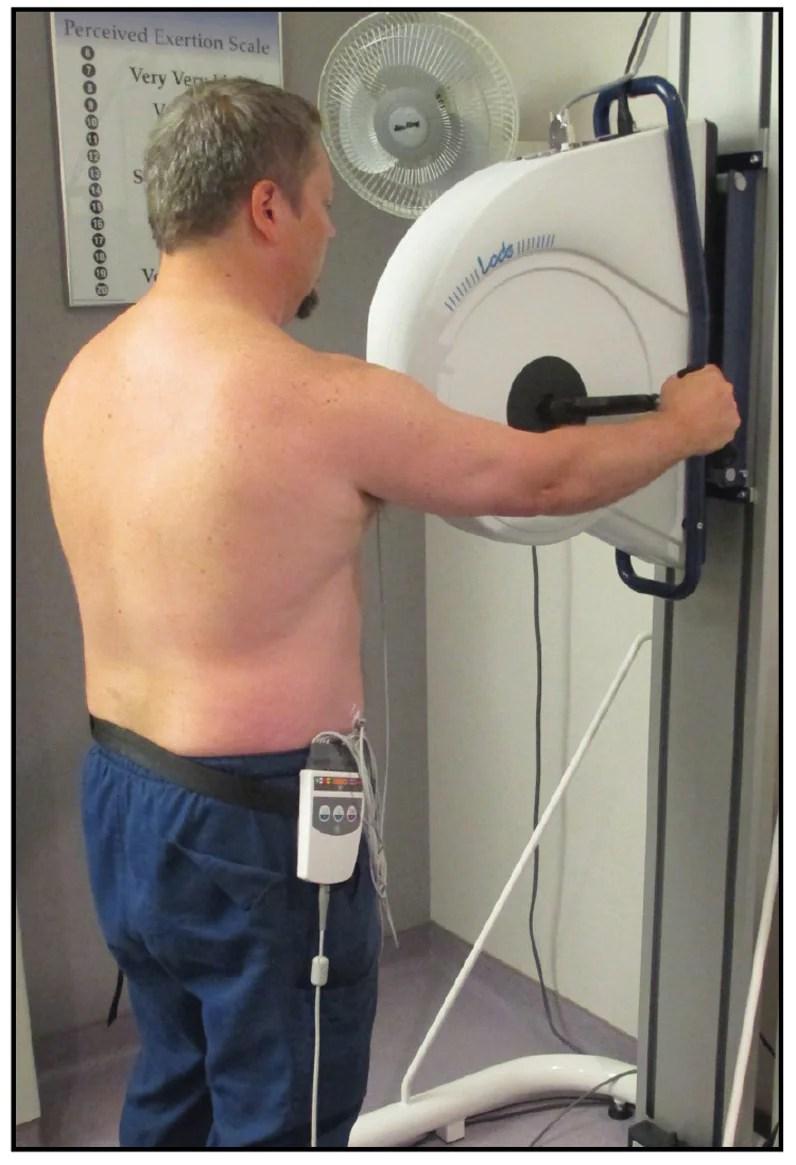 Arm ergometer provides alternative to conventional stress ...