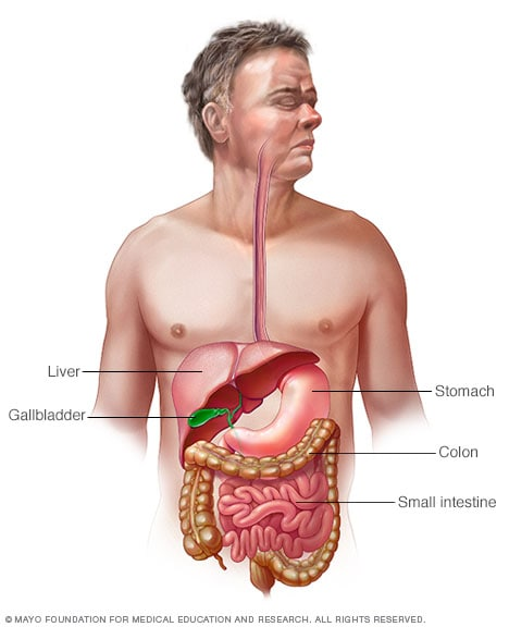 Indigestion - Symptoms and causes - Mayo Clinic