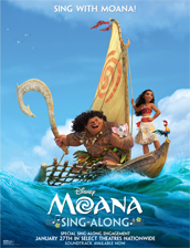 Moana - Sing Along