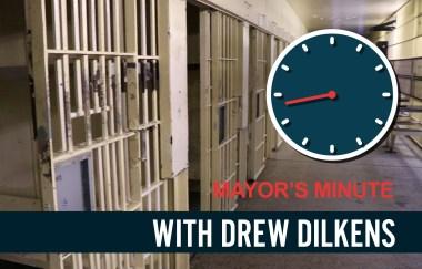 Mayor's Minute Old Windsor Jail