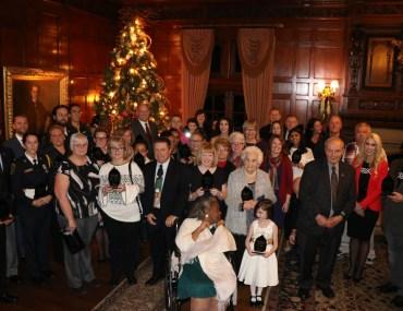 Celebrating 2017 Mayor's Award Recipients