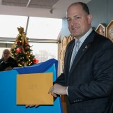 25) A letter from Mayor Drew Dilkens to the Mayor of 2042.