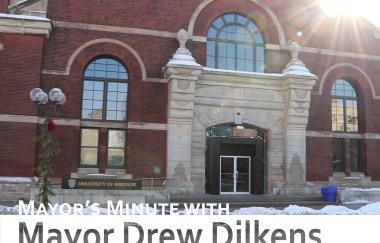 Mayor's Minute School of Creative Arts