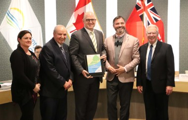 City of Windsor wins Robert Pulleyblank Award for Environmental Achievement