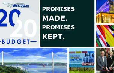 2020 Budget: Promises made, promises kept