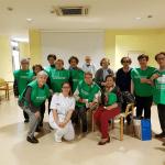 El Voluntariado UDP se desarrolla en la provincia de Alicante, gracias al IRPF