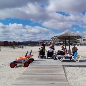 COCEMFE lanza nuevos turnos de vacaciones para personas con discapacidad y sus familias