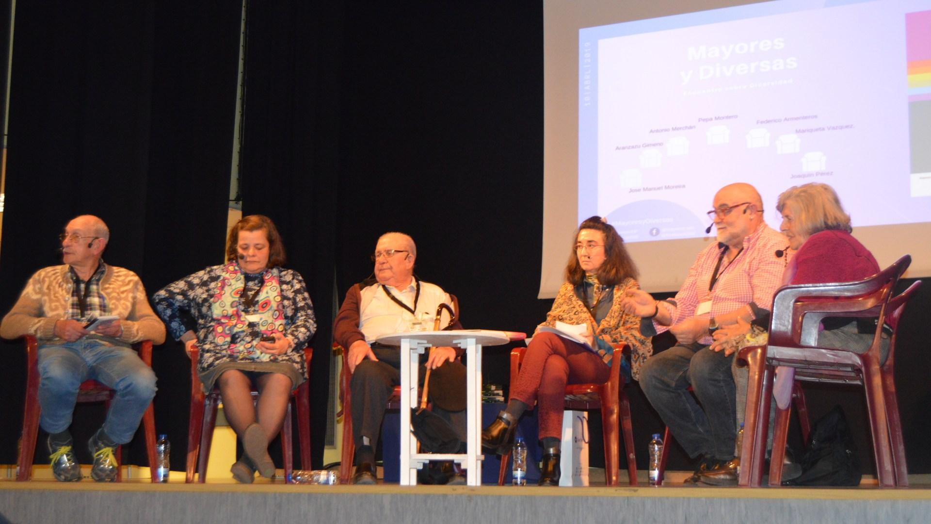 Mayores y Diversas_ encuentro sobre diversidad MayoresUDP