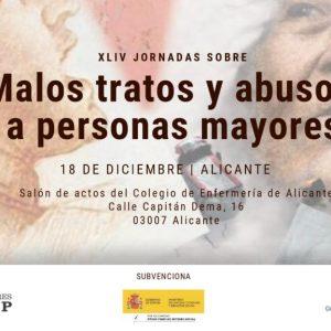 Jornadas Malos tratos en Alicante