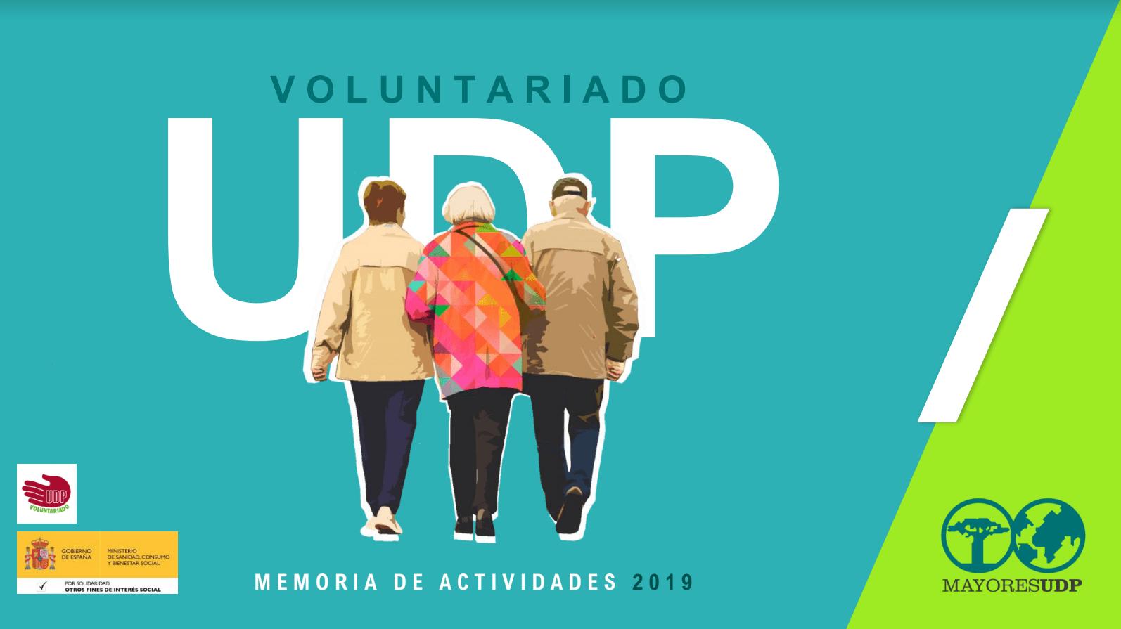 Informe Memoria Voluntariado UDP 2019