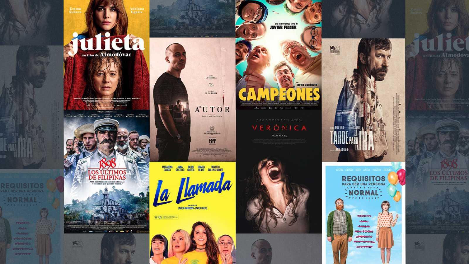RTVE Somos Cine RTVE lanza una campaña que anima a ir al cine
