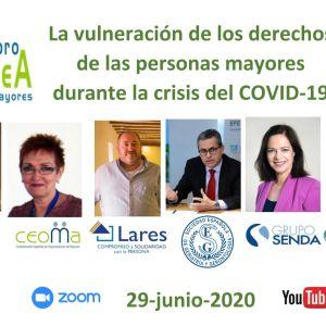 La vulneración de los derechos de las personas mayores durante la crisis del COVID-19