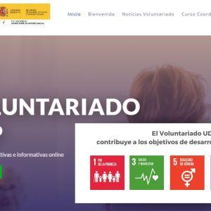 Portal del voluntariado UDP