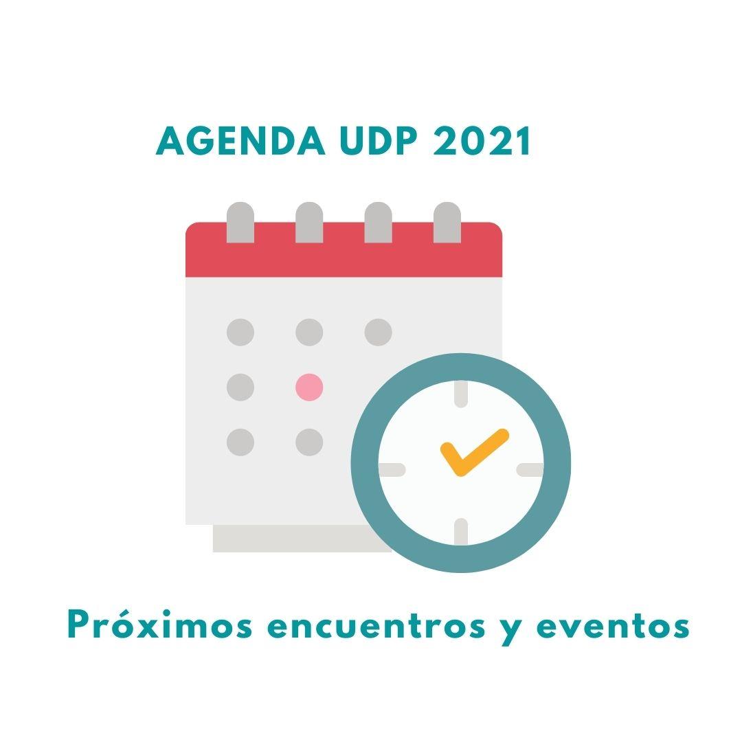 Accede a la agenda UDP
