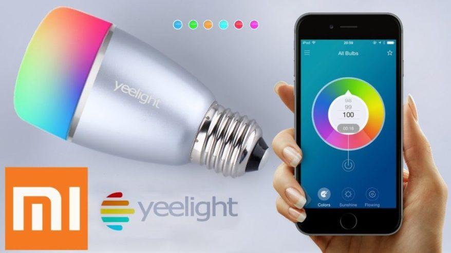 Resultado de imagen para Yeelight de Xiaomi