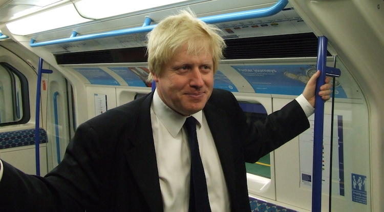 Boris Johnson says the new trains will be more reliable, cooler and more reliable.