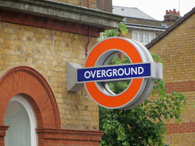 Some Bakerloo and London Overground services to be suspended in October