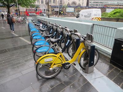 bikes-blue-yellow