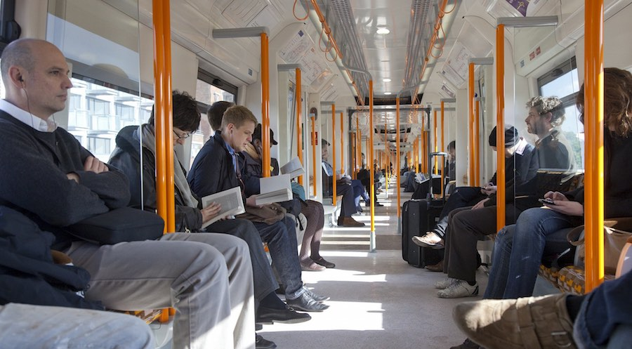 The new trains will come into operation in 2018. Image: TfL