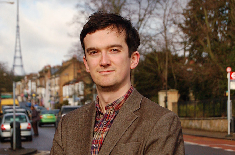 Tom Chance is campaigning to become the Green party's 2016 candidate for Mayor of London.