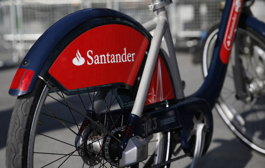 London's bike hire scheme reaches the Olympic park