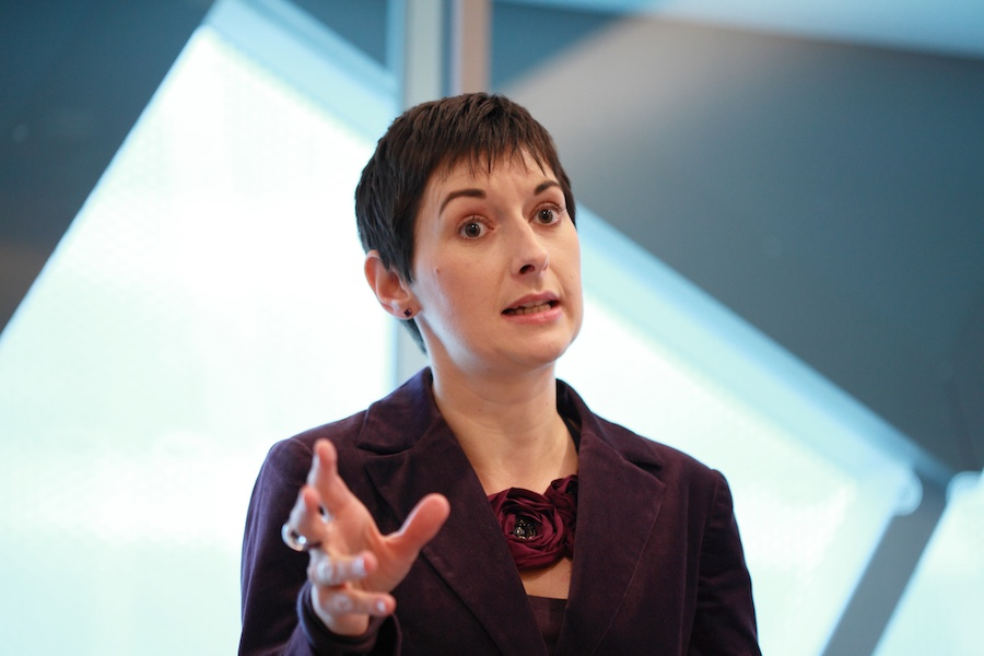 Caroline Pidgeon says her plans would make London's roads safer
