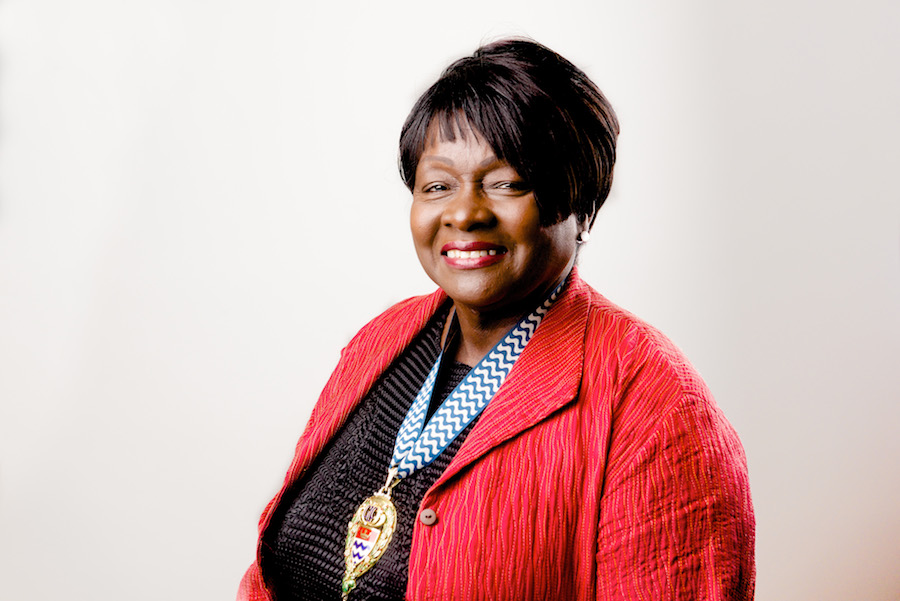 London Assembly Chair Jennette Arnold