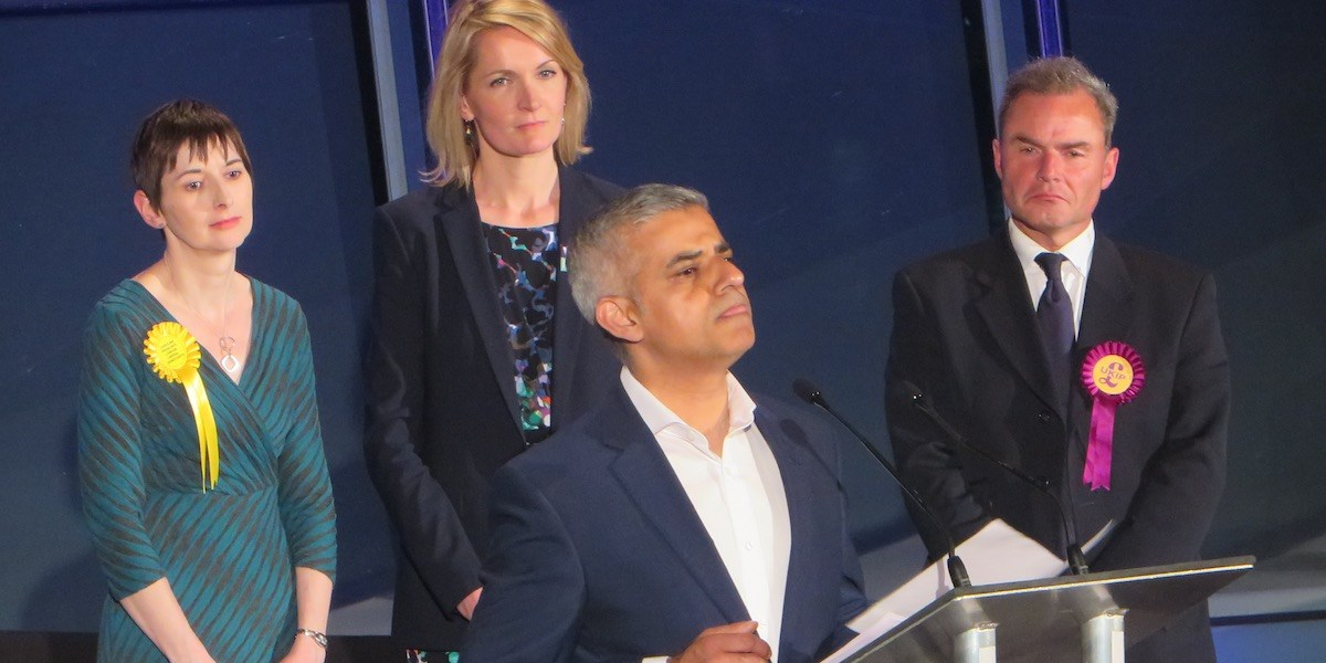 Database glitch delayed London mayoral election results