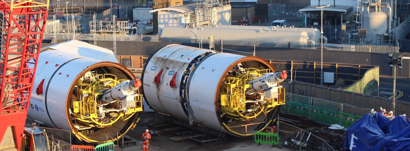 Northern Line extension tunnelling to get underway this March