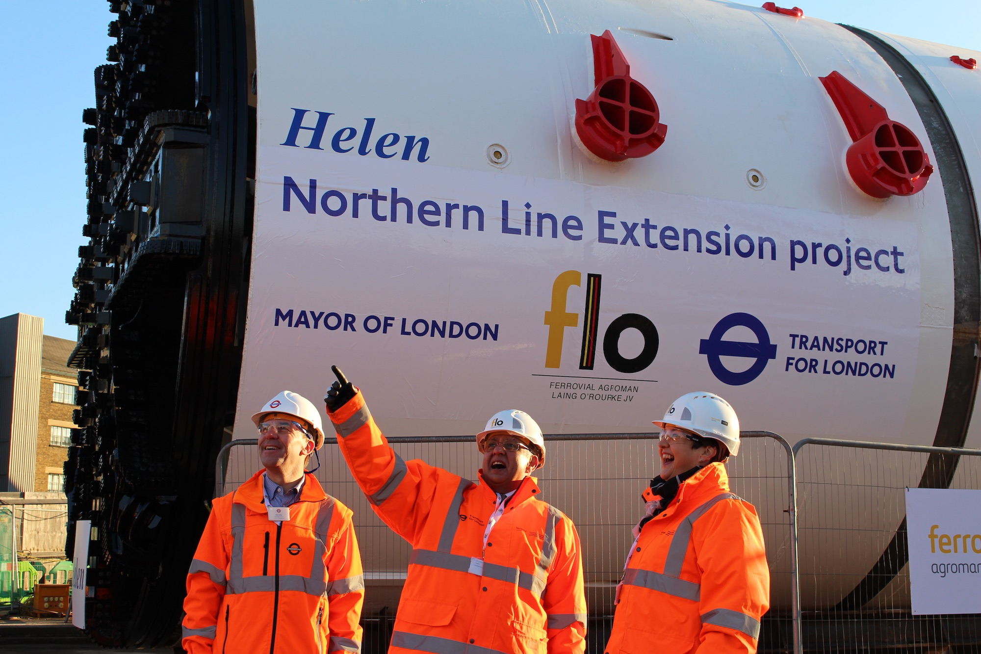 Northern Line extension tunnelling to get underway this