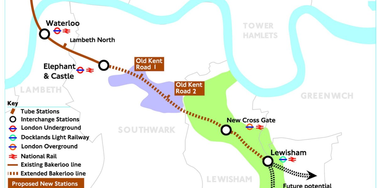 TfL announces Bakerloo Line extension consultation