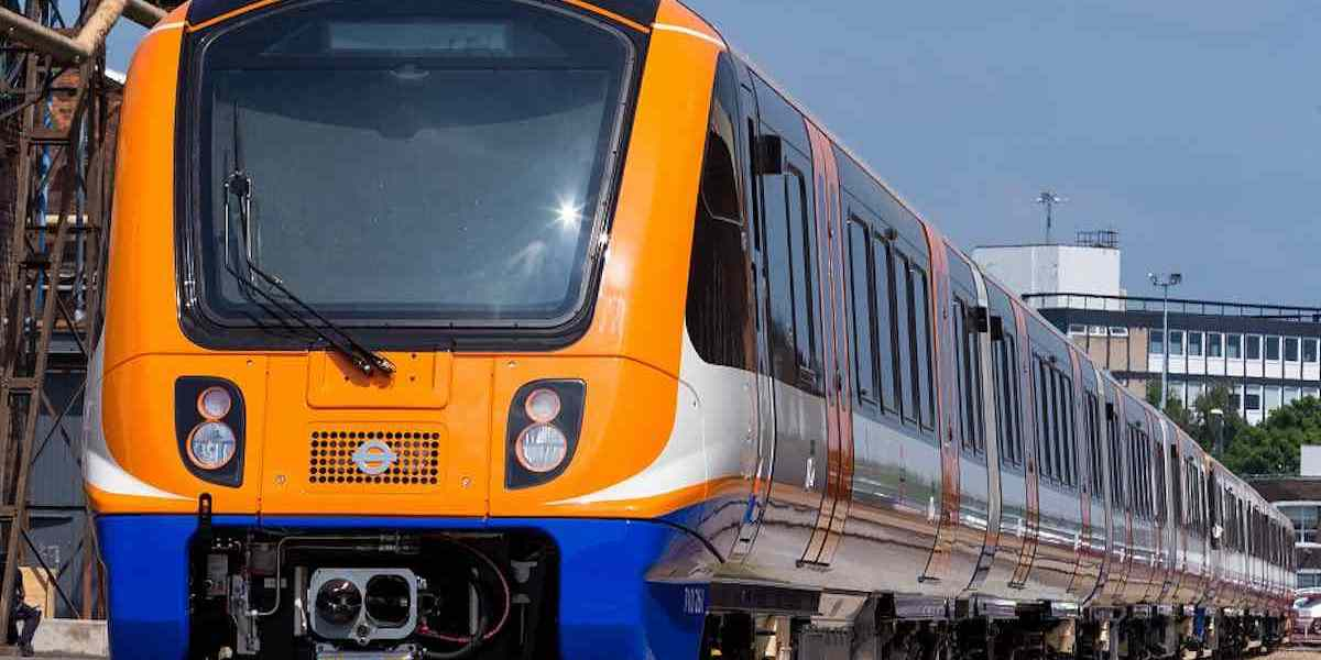 TfL unveils brand new London Overground trains due to enter service later this year