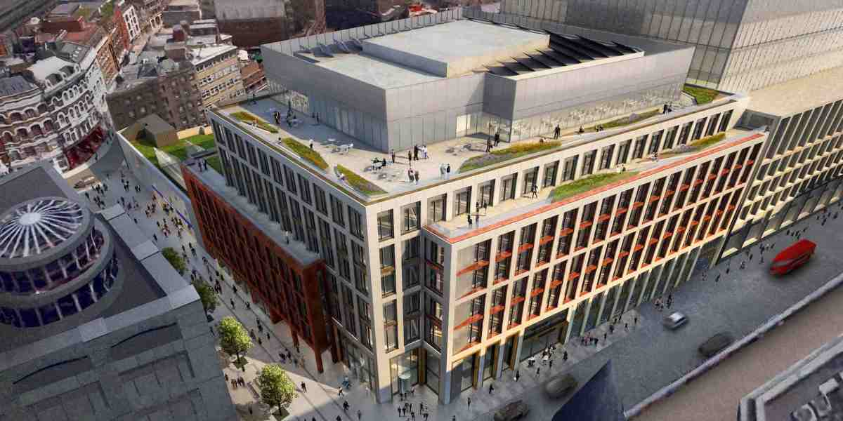 TfL signs deal to build new retail and office complex above Farringdon station's Crossrail platforms