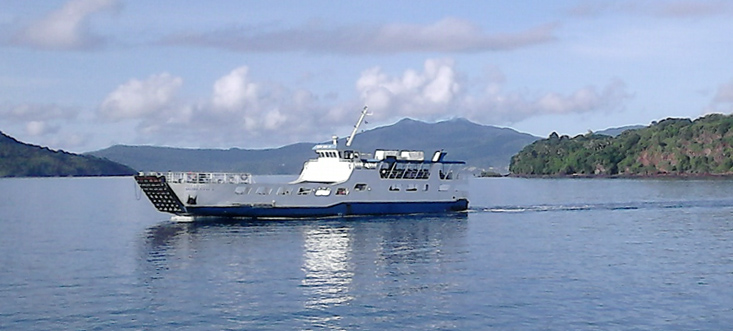 ART_barge - Tourisme Mayotte