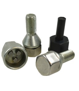 7661 locking wheel bolts