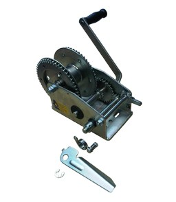 MP1432 1454Kg / 3200Lb Professional Hand Winch