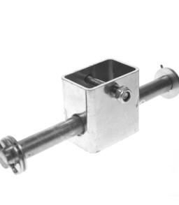 474 side roller bracket