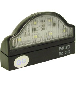 8228b led number plate lamp