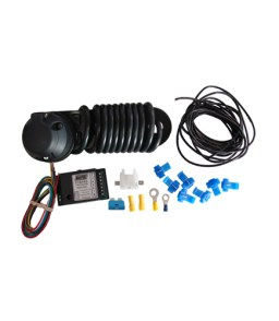 Towbar Wiring Kits with 7 Way By-Pass Relay