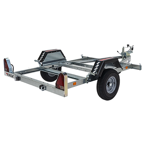 ERDE CH451 Multifunctional Trailer Chassis