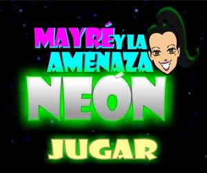 Juega Gratis Mayré y la Amenaza Neón, el divertido videojuego de Inkagames