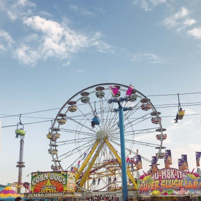 End of summer | CNE