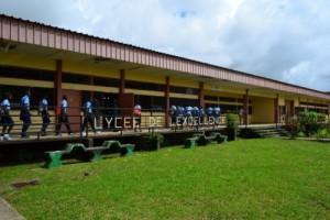 Le lycée de l'Excellence de Libreville