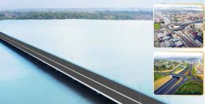 Le pont Henri Konan Bedié d'Abidjan © connectionivoirienne.net