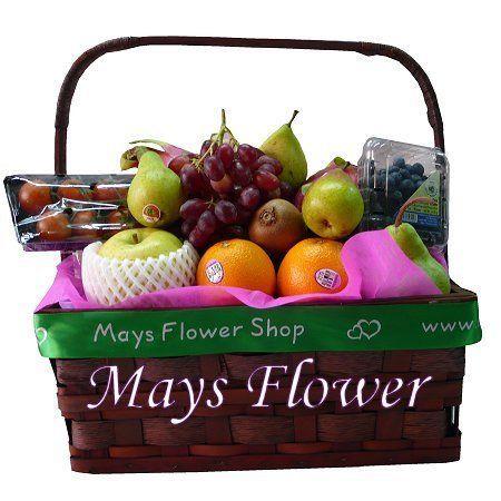 新鮮水果籃 | fruit-basket-1052 (HKD888.00) |香港美之花舍