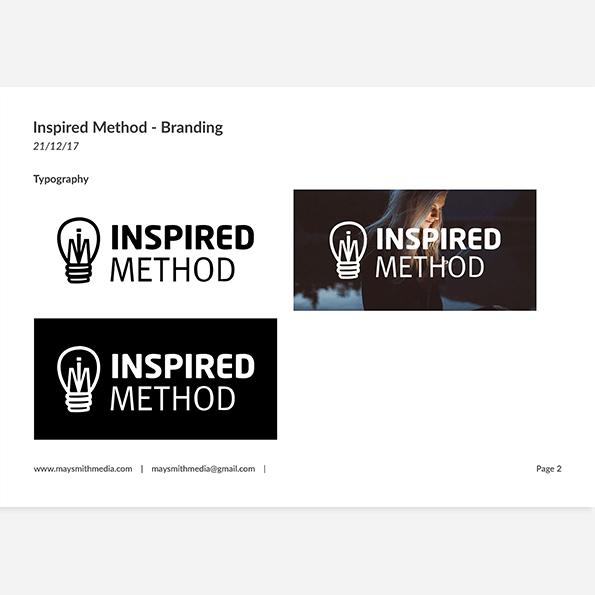 Inspired Method branding