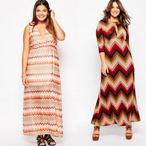 zigzag dresses (Custom)