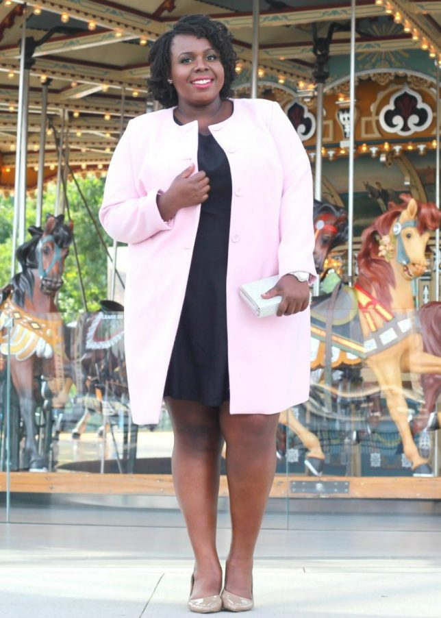 cece-olisa-plus-size-fall-outfit-pink-collarless-coat-900x1260